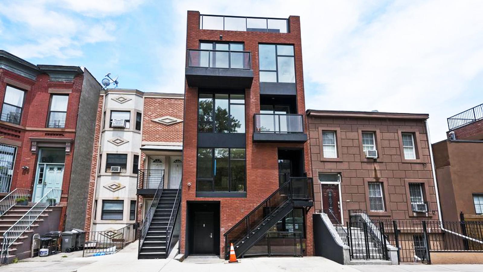 Quincy Manor, 377 Quincy Street