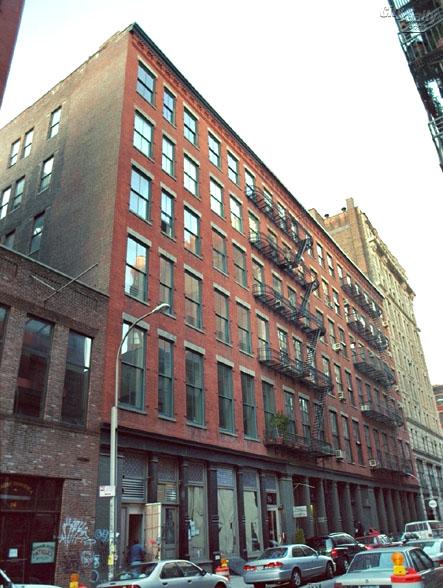 56 Crosby Street