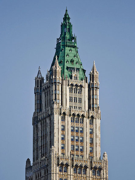 The Woolworth Building Residences 2 Park Place Nyc