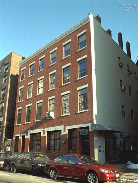 200 Mercer Street