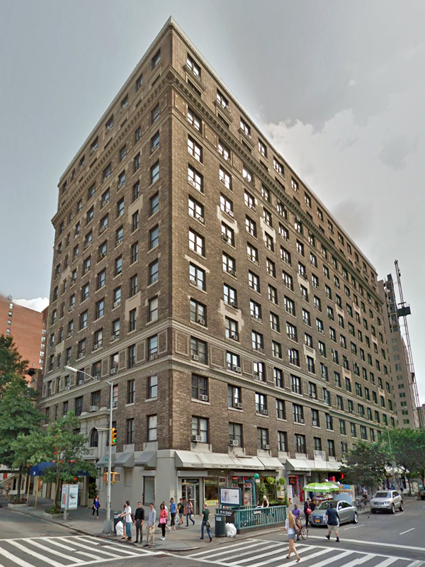 230 West 79th Street Unit 33s 2 Bed Apt For Rent For