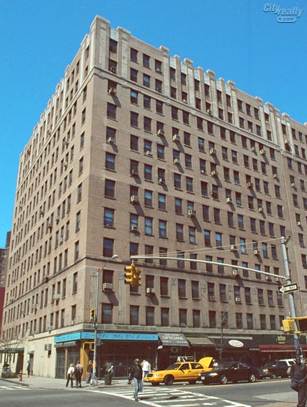 Ageloff Towers - 141 East 3rd Street