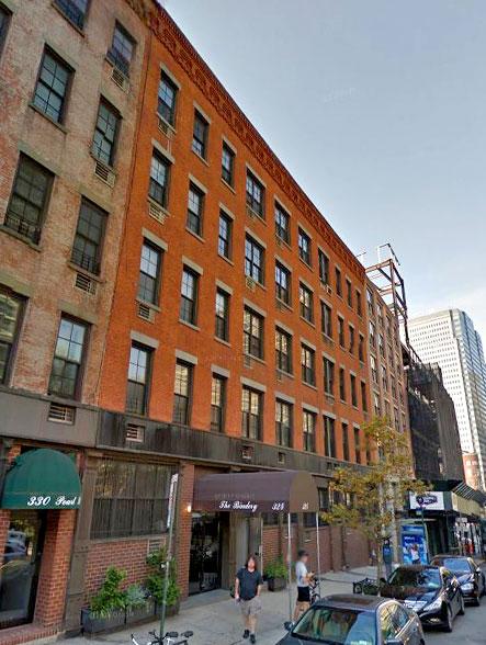 The Bindery, 324 Pearl Street