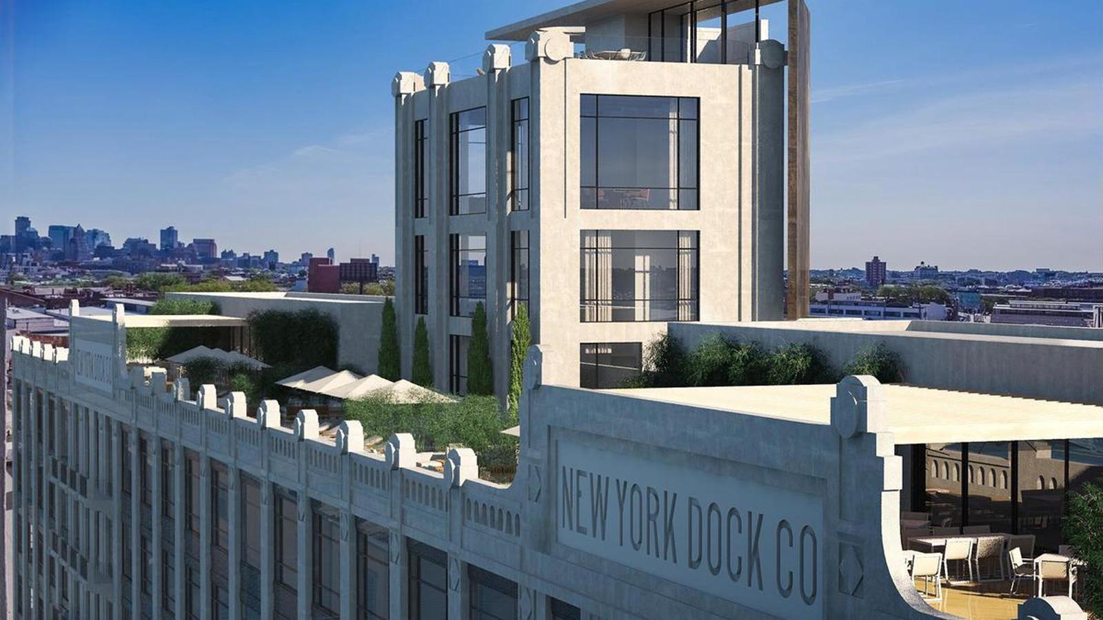 The New York Dock Building, 160 Imlay Street
