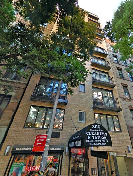 Golden Place, 306 Mott Street