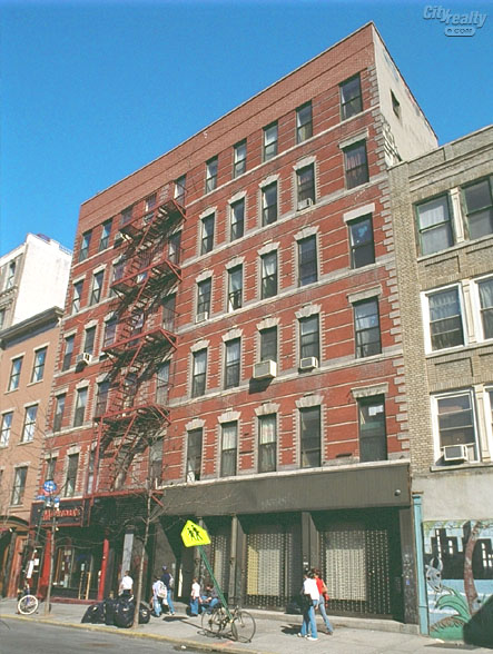 Tompkins Court, 99 Avenue B