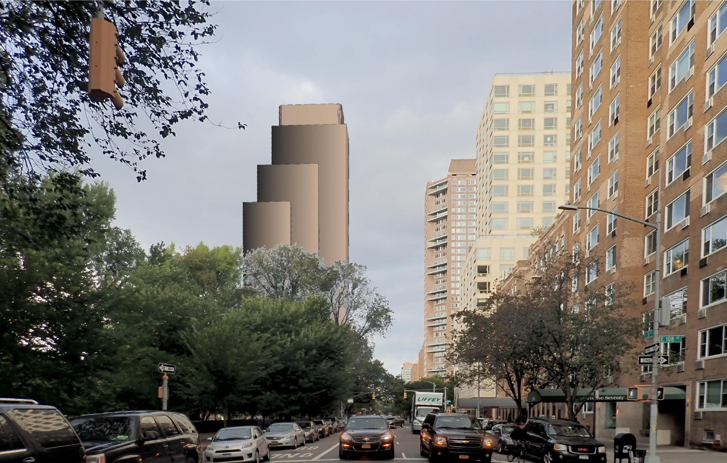 5 West 110th Street