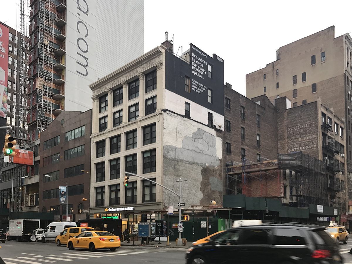 An Anonymous Llc Filed Permits To Build A 25 Story Hotel At 842 Sixth Avenue Between 29th And 30th Streets The Will Stand 315 Foot Tall With 77 900