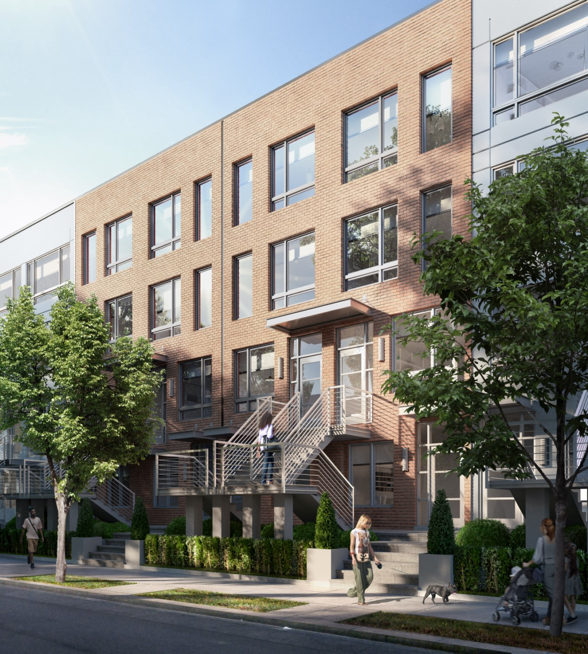 Townhouse on the Park, 11 46th Avenue