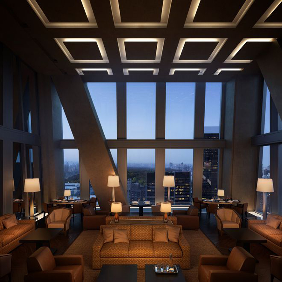Furnished Apartments Nyc: 53W53, 53 West 53rd Street, NYC