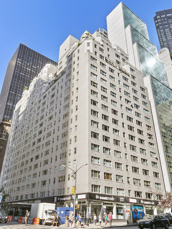 Carnegie House, 100 West 57th Street