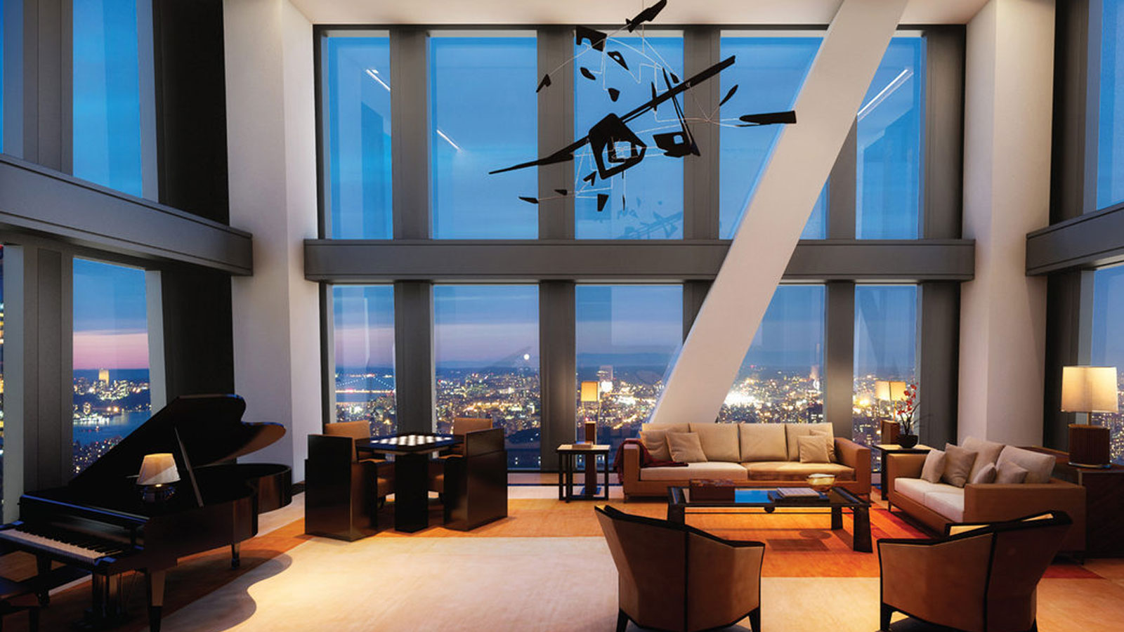 53w53 53 West 53rd Street Nyc Condo Apartments