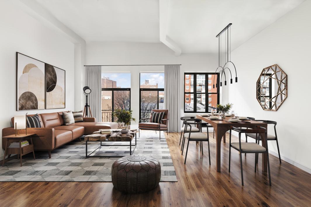 Lofts 58, 105 Lexington Avenue