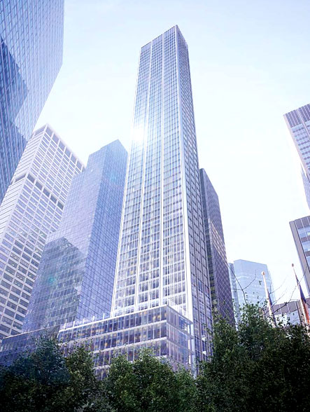 100 East 53rd Street Nyc Condo Apartments Cityrealty