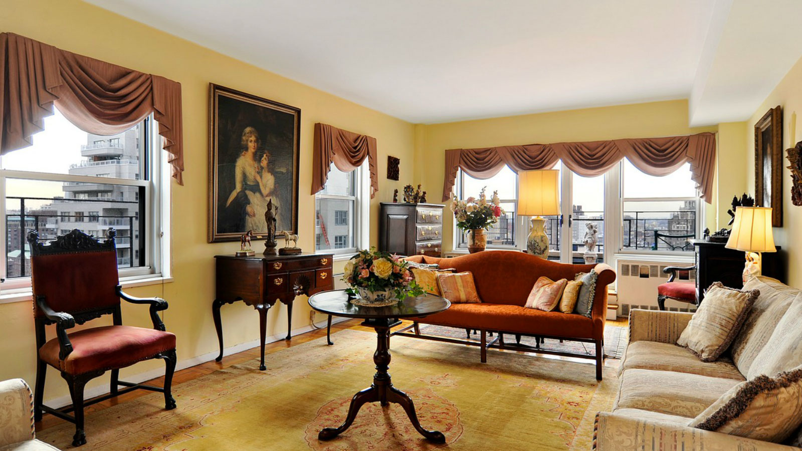 The Brevoort, 11 Fifth Avenue