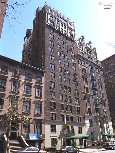 45 fifth avenue nyc apartments cityrealty for Nyc greenwich village apartments