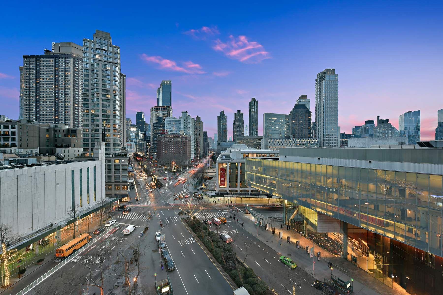 One Lincoln Square, 150 Columbus Avenue