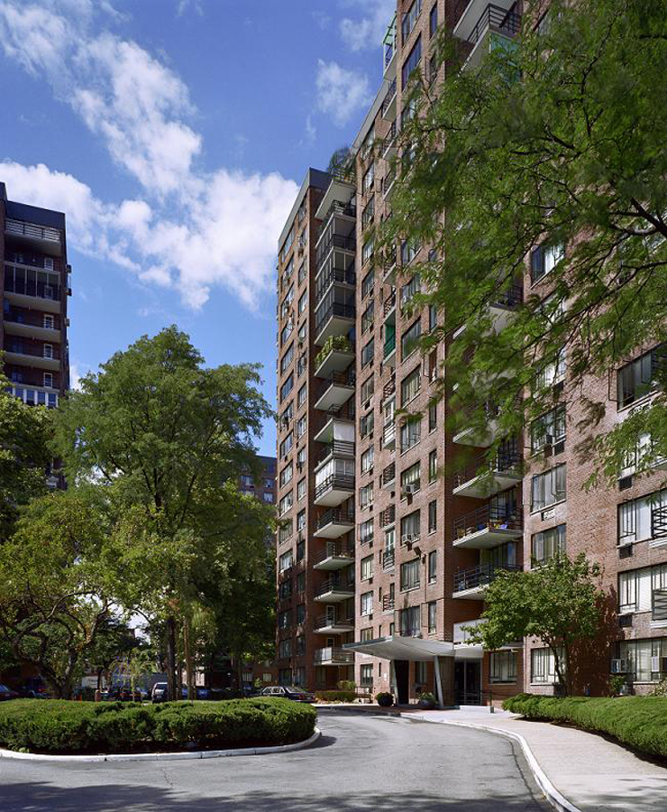 Lenox Terrace, 480 Lenox Avenue