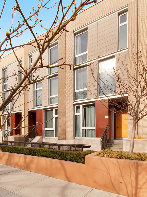 Williamsburg Townhouses, 131 North 3rd Street