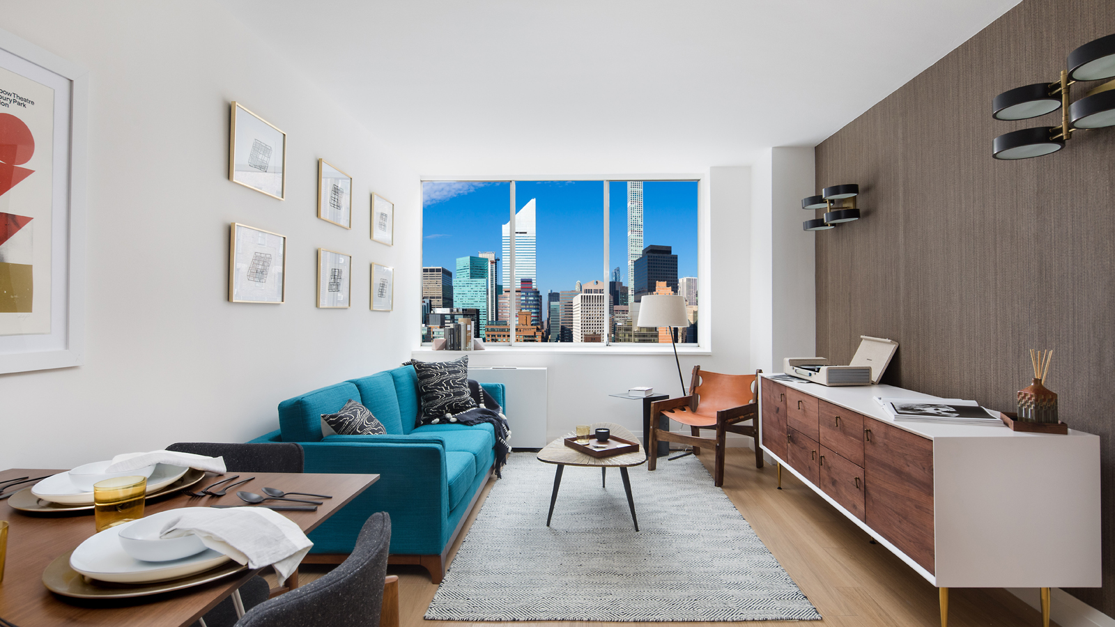 Oriana at River Tower, 420 East 54th Street