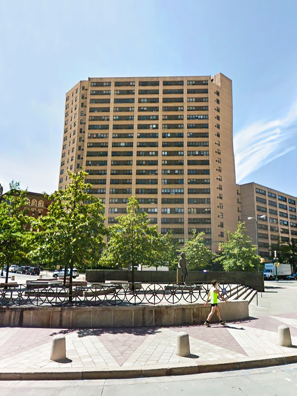 Towers on the Park I, 300 West 110th Street