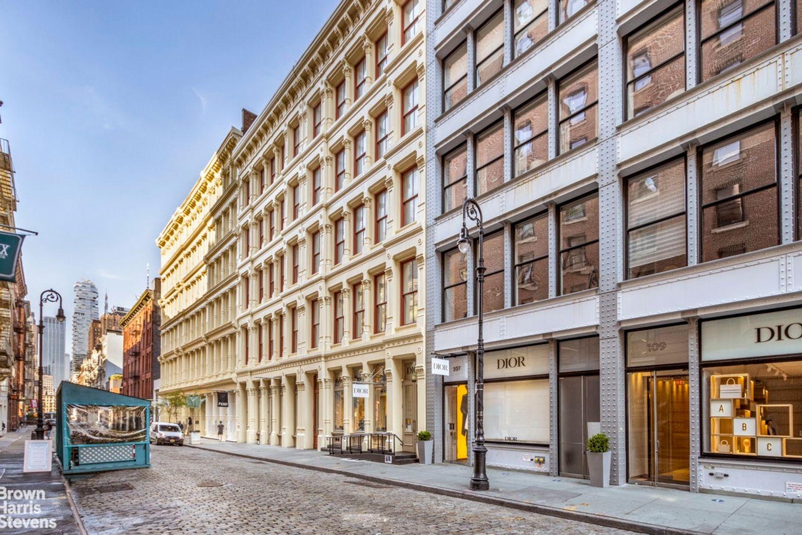 The Lofts of Greene Street II, 109 Greene Street