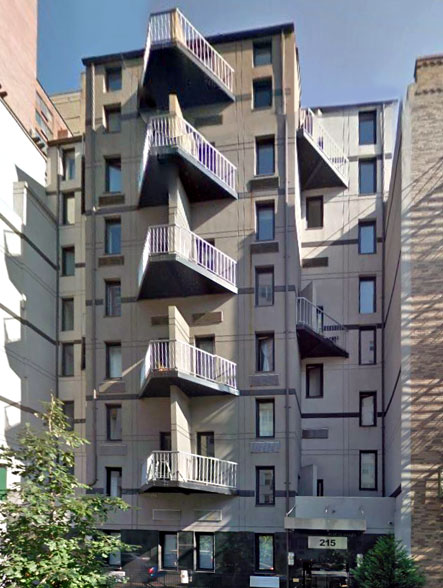 The Duplex Condos 215 East 81st Street NYC