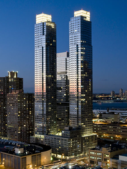 Silver Towers 600 West 42nd Street Nyc Rental