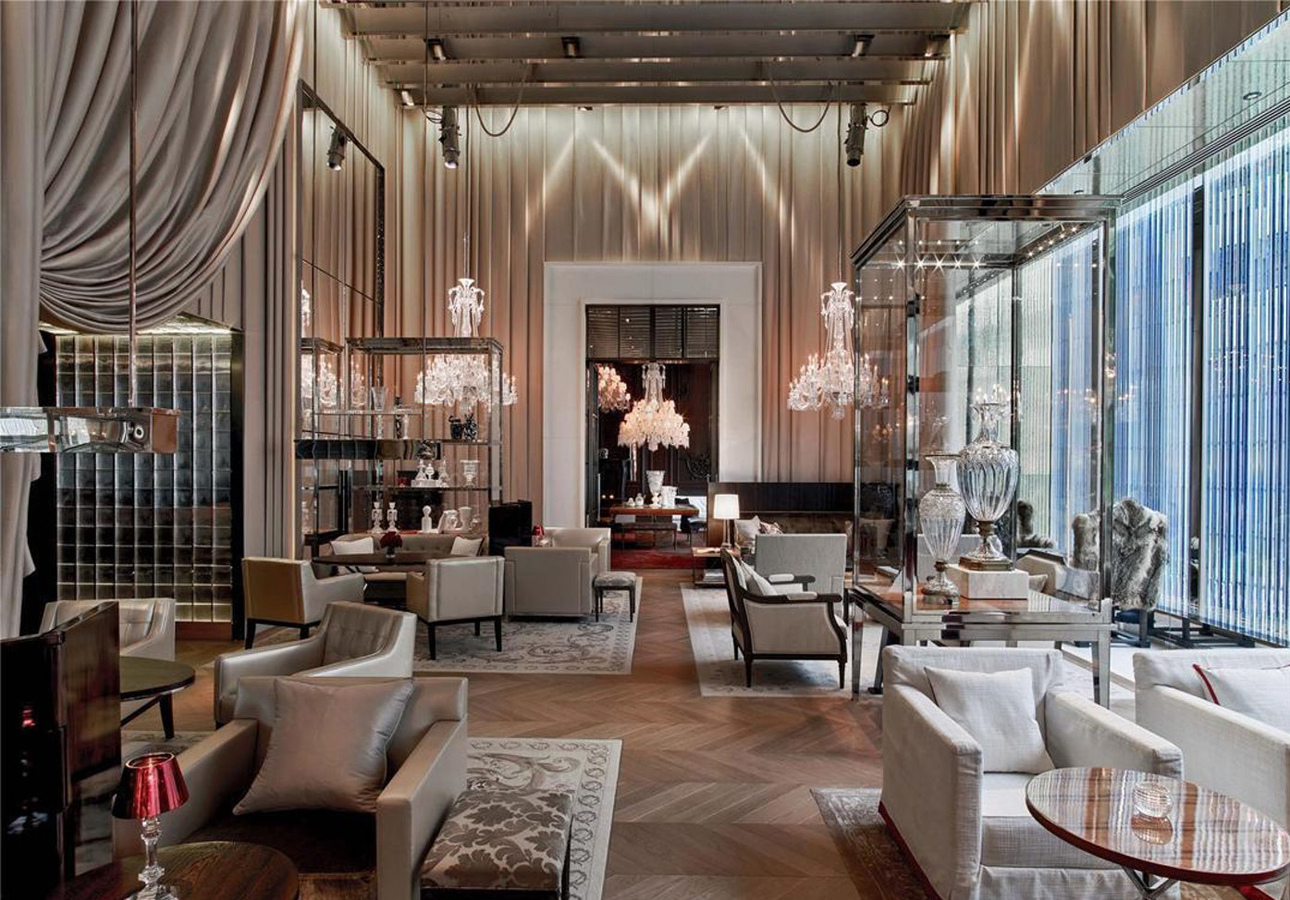 Baccarat Hotel & Residences, 20 West 53rd Street