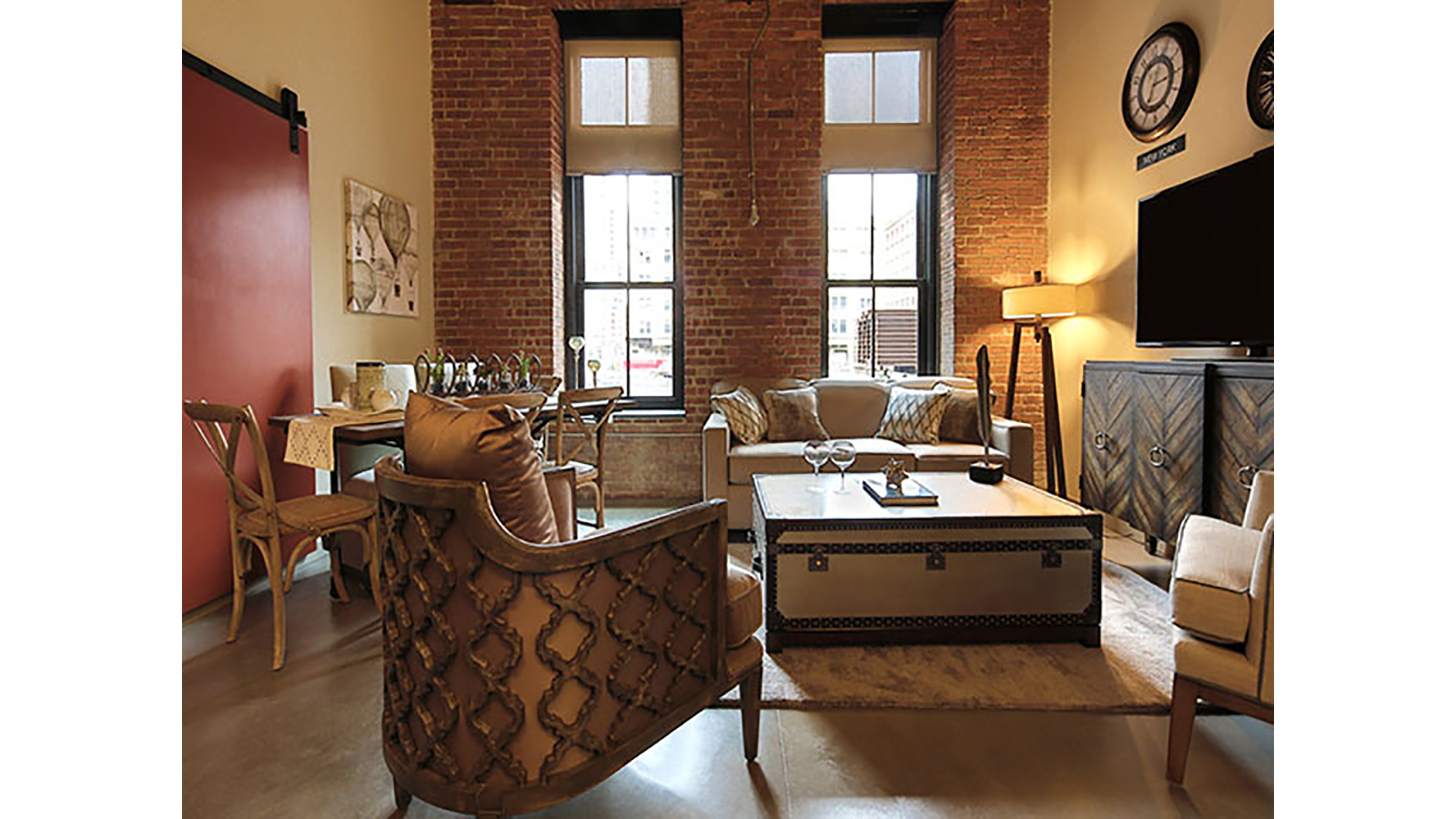 Modera Lofts 350 Warren Street Nyc Rental Apartments