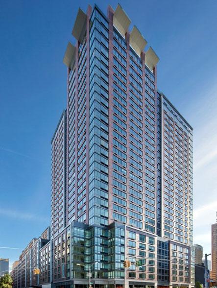 Gotham West, 550 West 45th Street