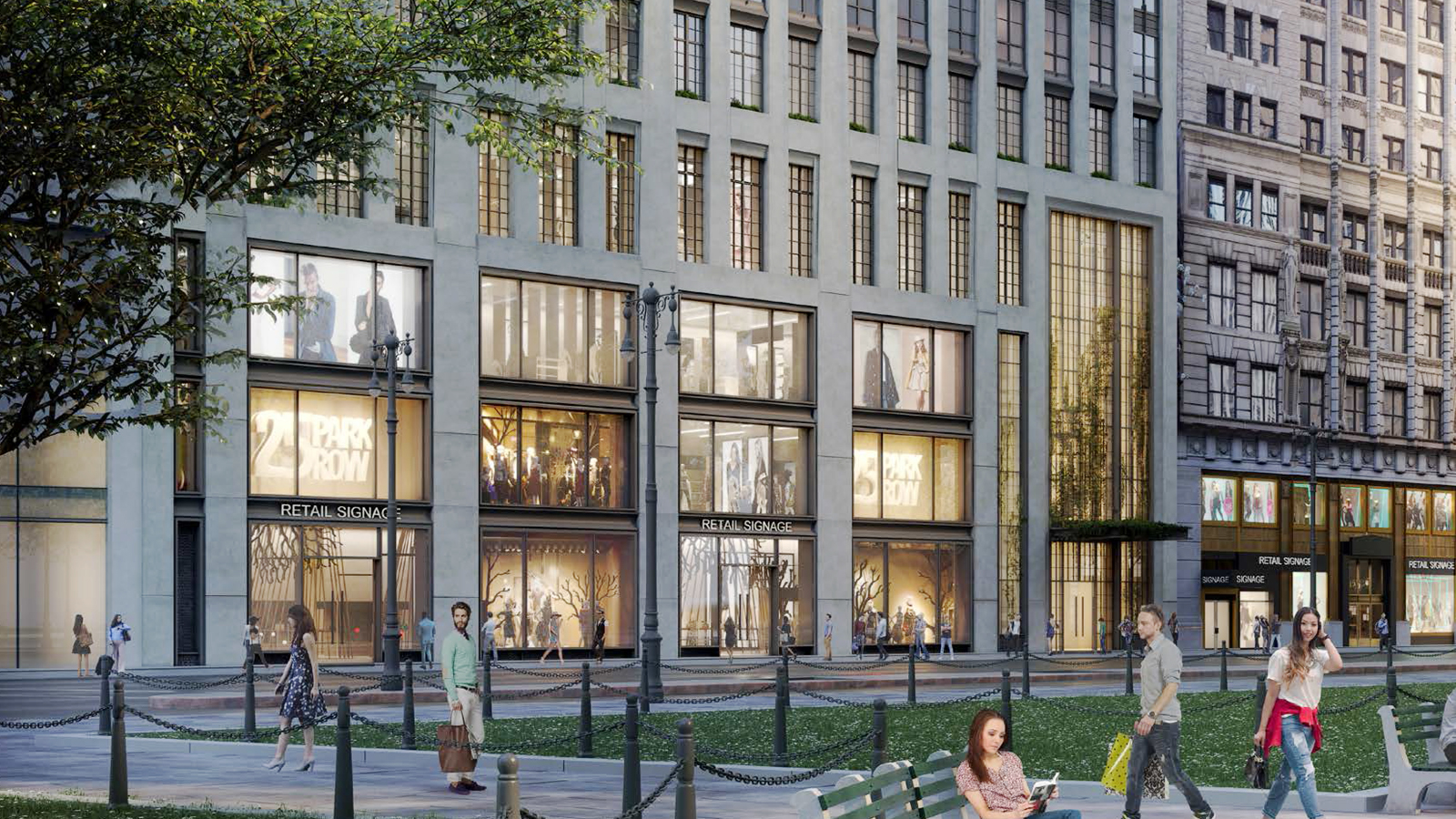 Image result for 25 park row new york J&R Music