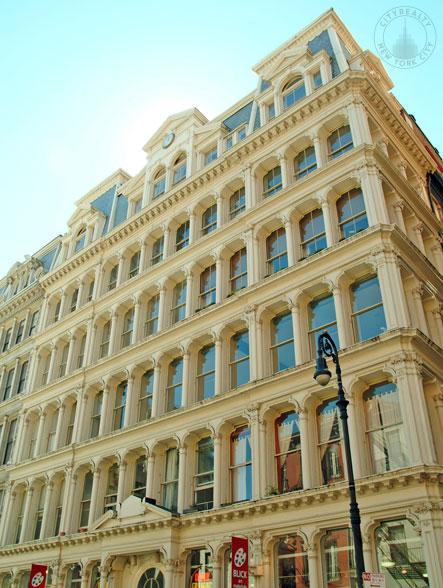 Robbins & Appleton Building, 1 Bond Street