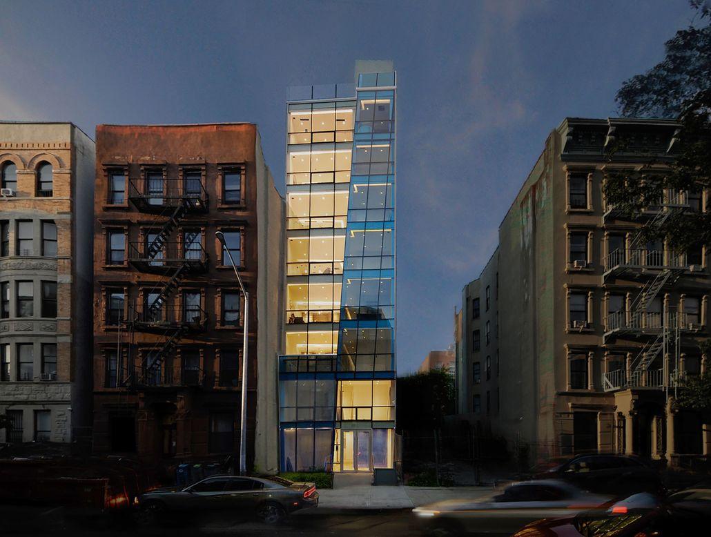 The Vidro, 313 West 121st Street