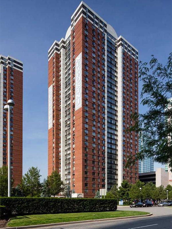 Parkside East, 30 Newport Parkway, NYC - Rental Apartments | CityRealty