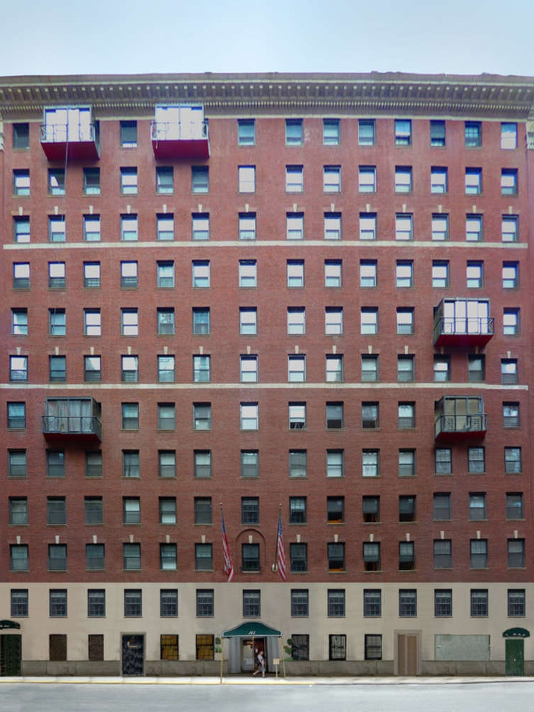 The Meurice, 145 West 58th Street