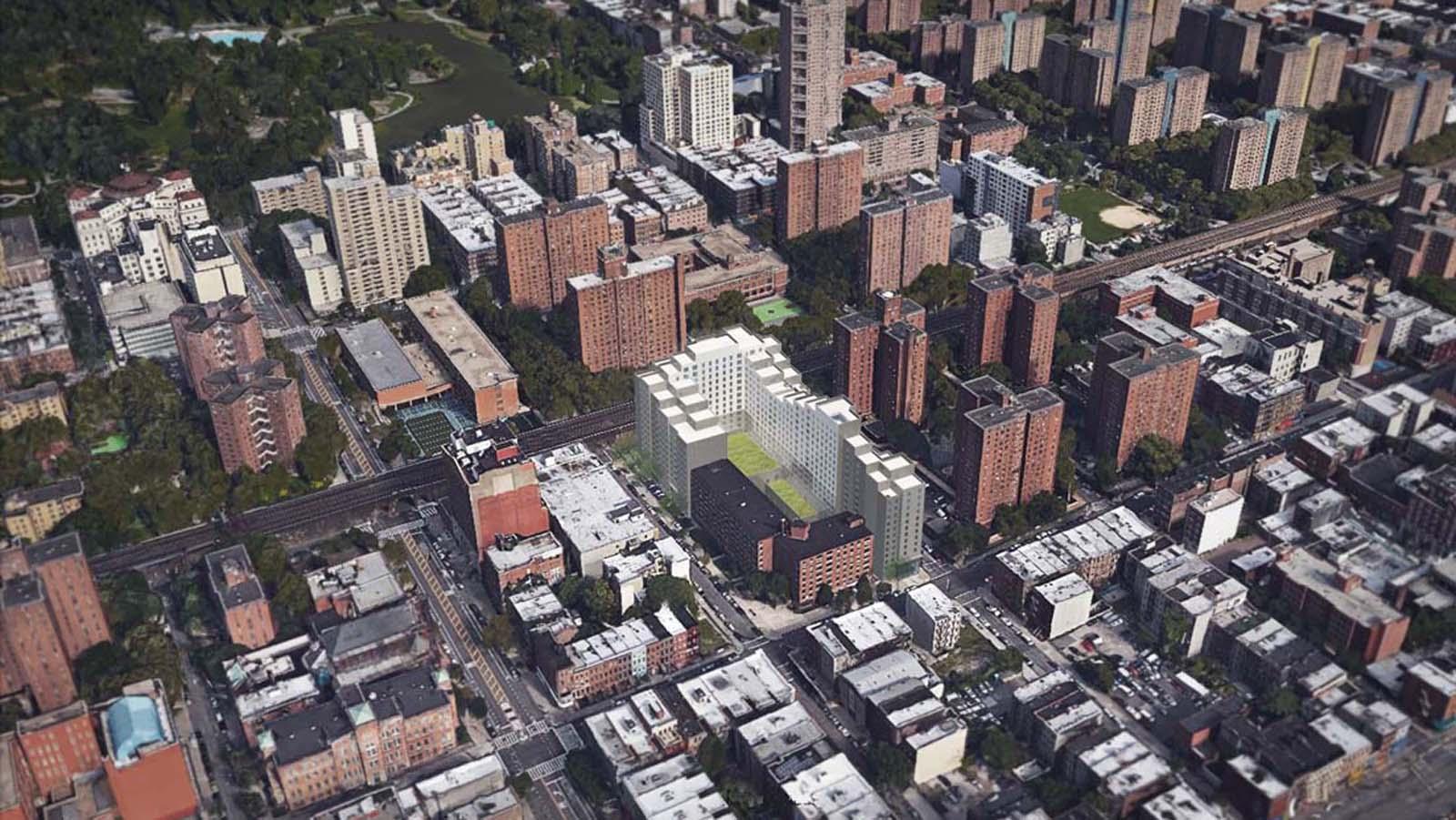 The Carolina, 1465 Park Avenue