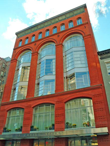 The MacDougal Lofts, 173 MacDougal Street