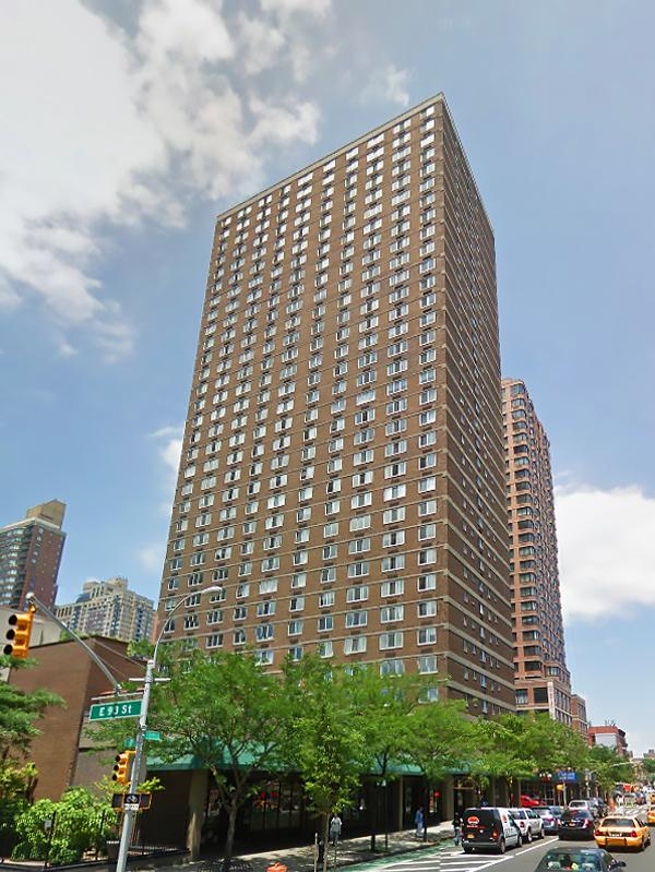 Mill Rock Plaza, 345 East 93rd Street