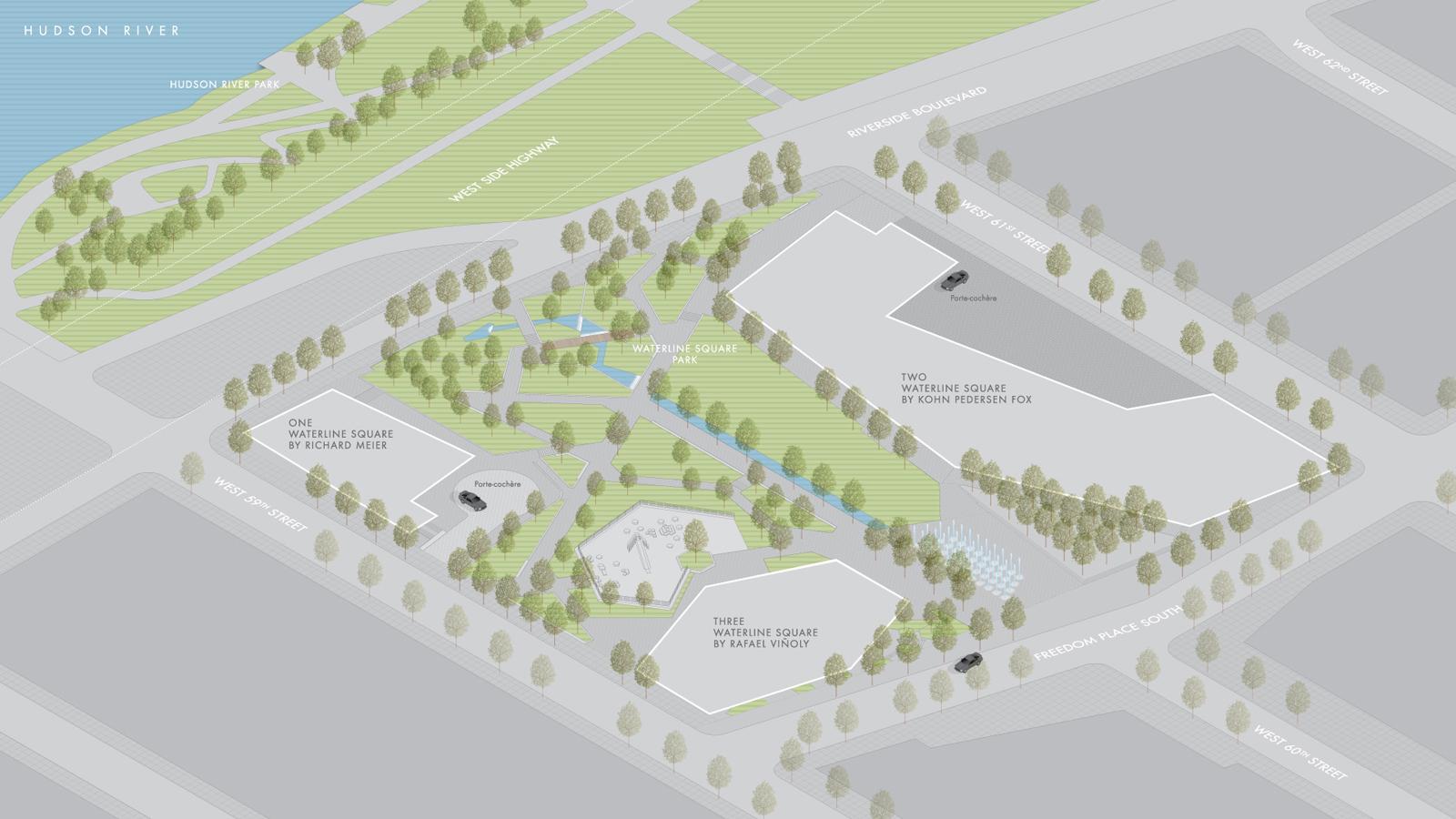 One Waterline Square, 10 Riverside Boulevard