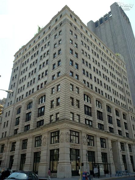 The Textile Building, 66 Leonard Street