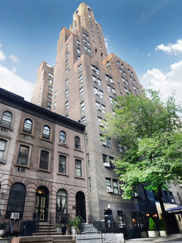 The Towne House, 108 East 38th Street