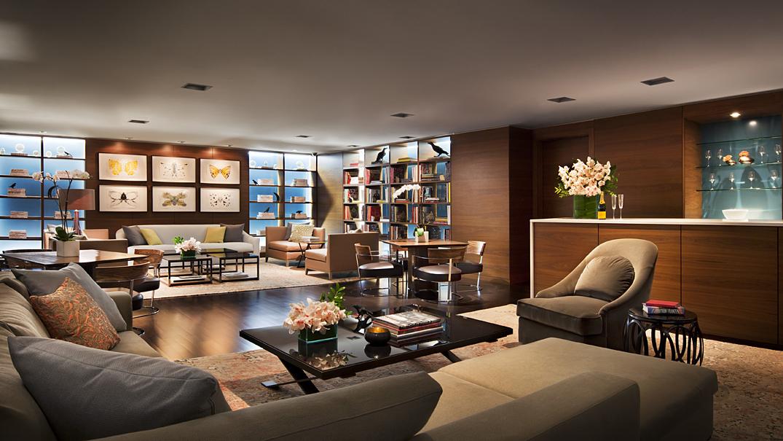 Superior Ink, Apartment, Manhattan, New York
