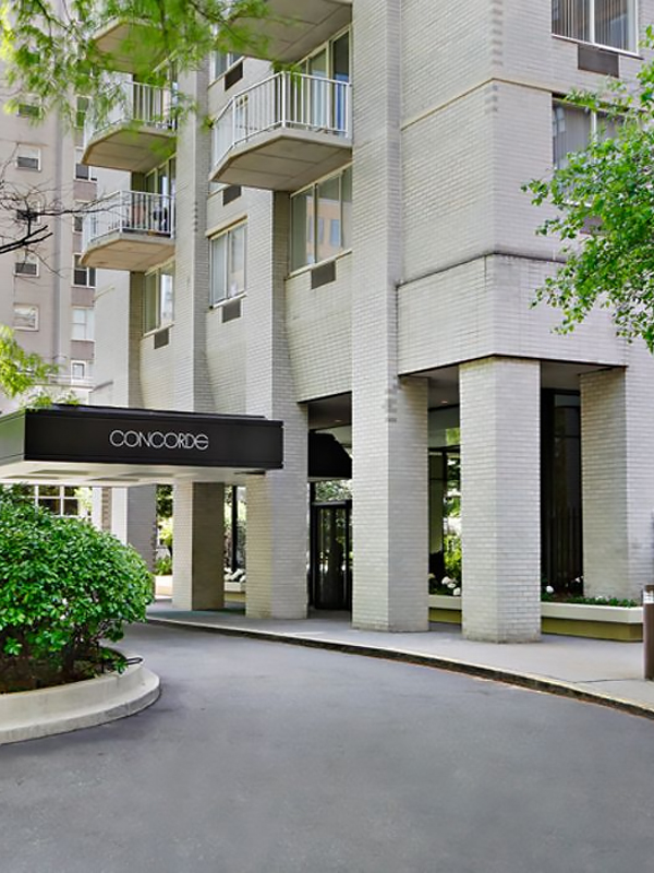 The Concorde, 220 East 65th Street