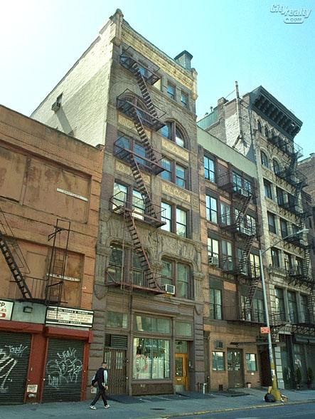 43 Great Jones Street