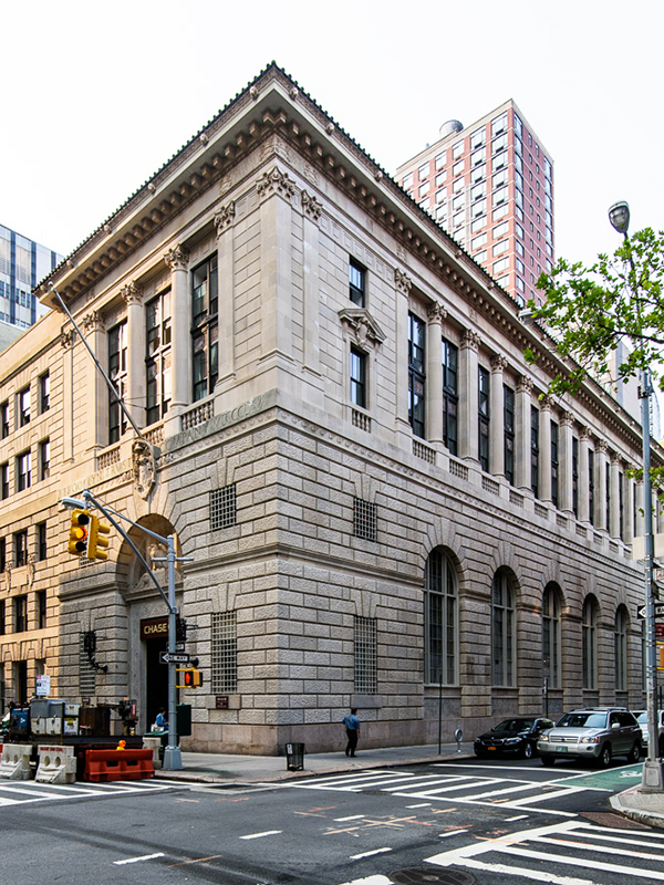 The Brooklyn Trust Company Building, 138 Pierrepont Street