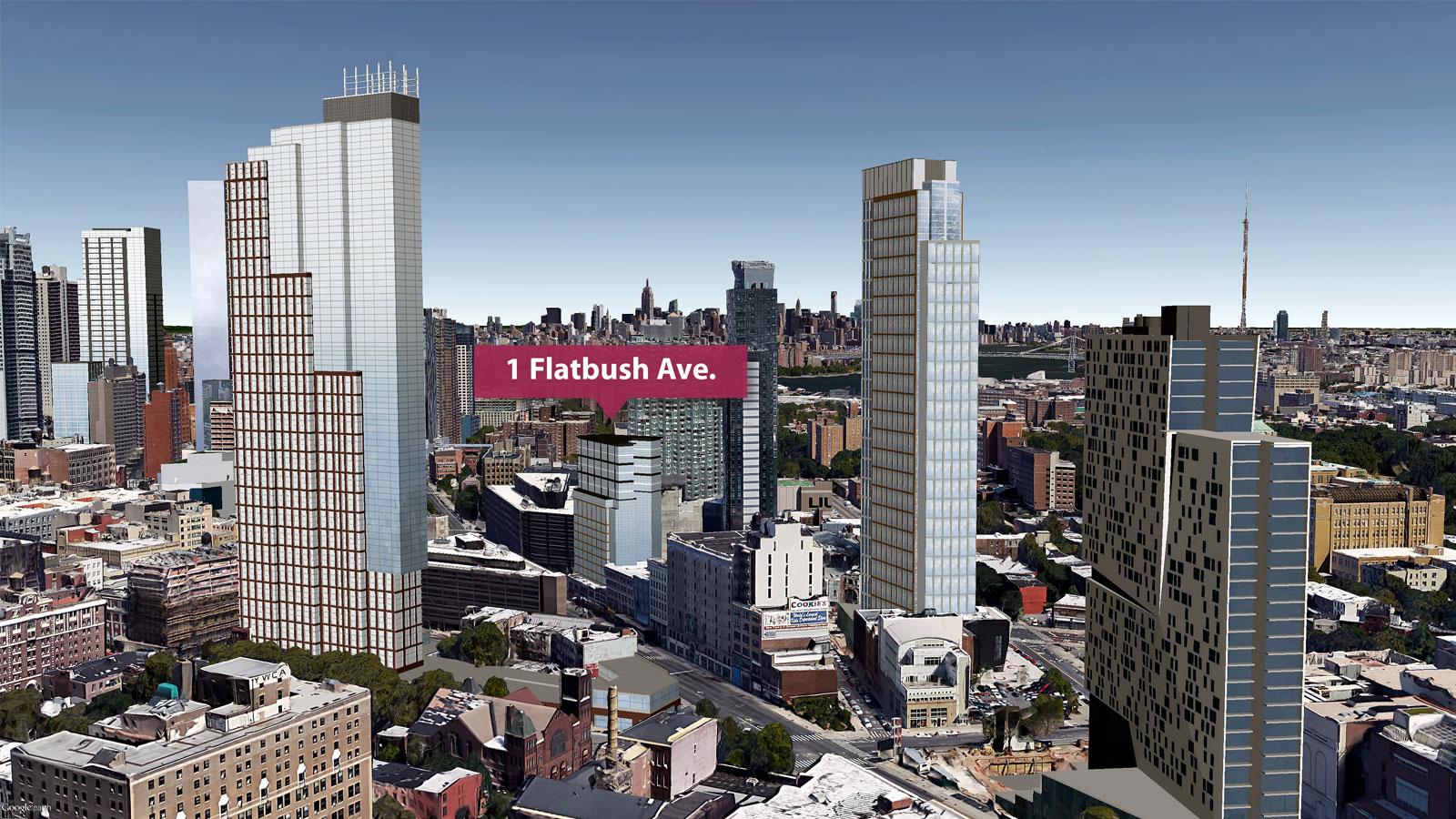 One Flatbush, 1 Flatbush Avenue