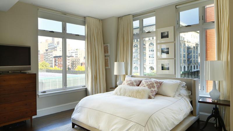 Bedroom, 160 Wooster Street, Condo, Manhattan, NYC