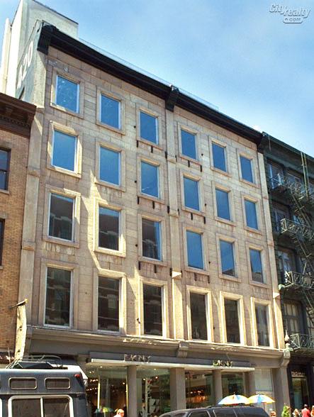 The Soho Gallery Building, 94 Thompson Street