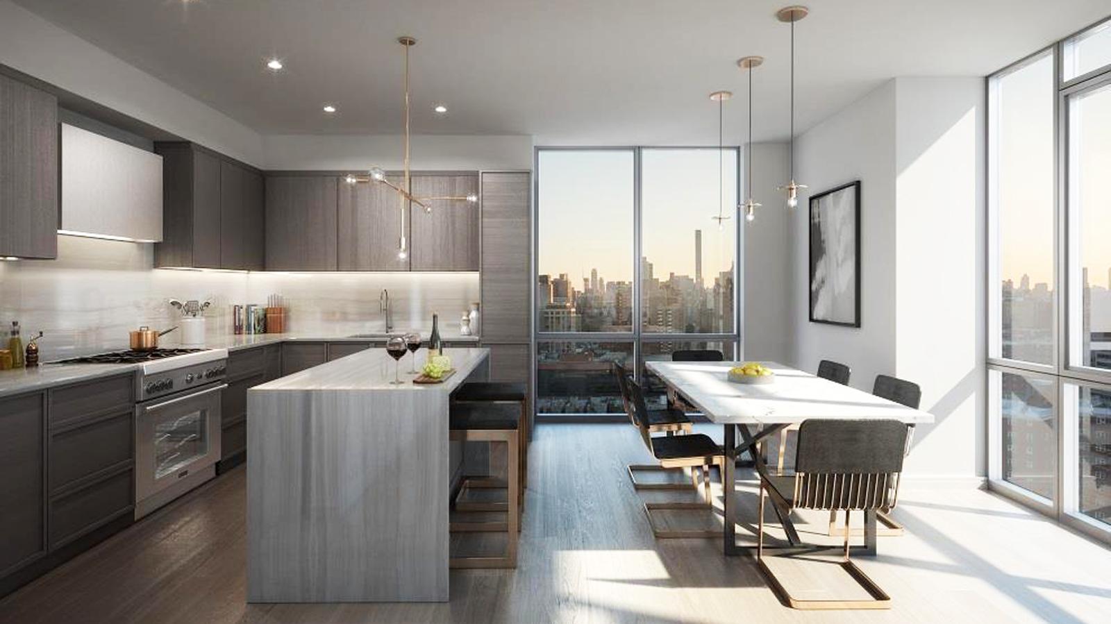 North Park Tower, 1399 Park Avenue